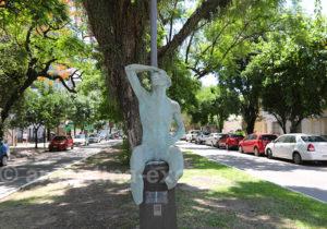 Sculture de Enrique Valderrey, Resistencia