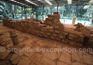 Chapelle des ruines de Loreto