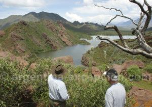 Lagune del Brealito vallée des Calchaquies