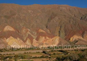 Palette du Peintre Quebrada Humahuaca