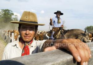 Portrait d'un gaucho, Estancia Buena Vista