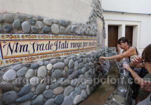 Itatí signifie « Nez de pierre » en guarani