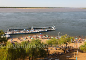 Piscine du club de Régates de Corrientes