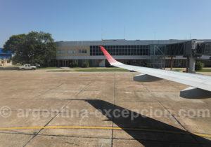 Aéroport de Corrientes, Argentine