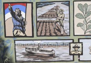 Navigation commerciale sur le Paraná