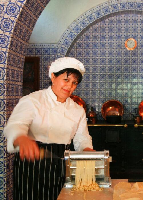 Cuisine italienne en Argentine