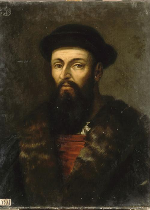 Fernand de Magellan le premier tour du monde