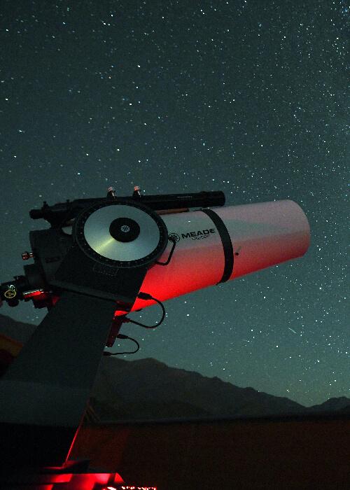 Observer le ciel austral en Argentine