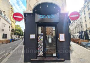Restaurant argentin, 3ème arrondissement