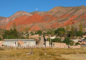 Uquia, vallée de Humahuaca