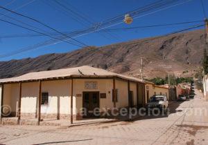 Visite de Tilcara, province de Jujuy