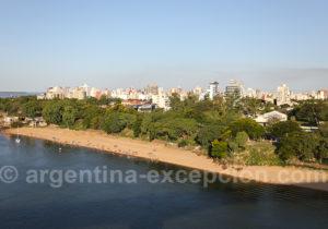 Ville de Corrientes, région de Corrientes