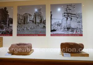 Objets et photos, musée de San Ignacio à Misiones