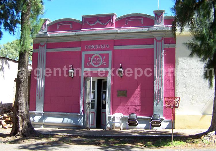 Boulangerie de l'île Martin Garcia, rio de La Plata