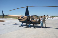 Vuelos sobre Buenos Aires en helicóptero