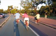 Circuito en Buenos Aires, en bici y en kayak