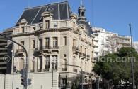 Embajada de Francia, La Recoleta
