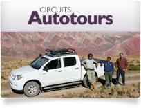 Circuits Autotours en Argentine