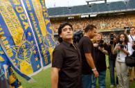 Diego Maradona – CC flickr Joelr