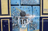 Fresco de Diego en la Boca
