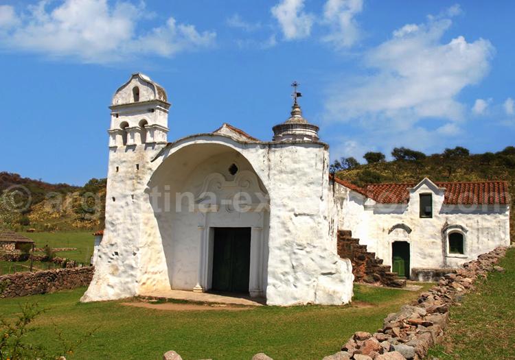 Chapelle Candonga, province de Cordoba