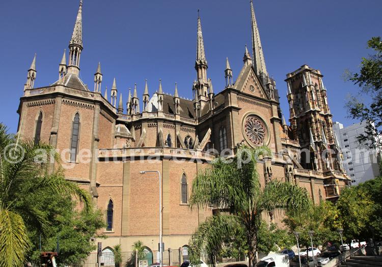 Eglise del Sagrado Corazon de Jesus, pères capucins, Cordoba