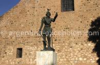 Jeronimo Luis de Cabrera, fondateur de Cordoba, 1573