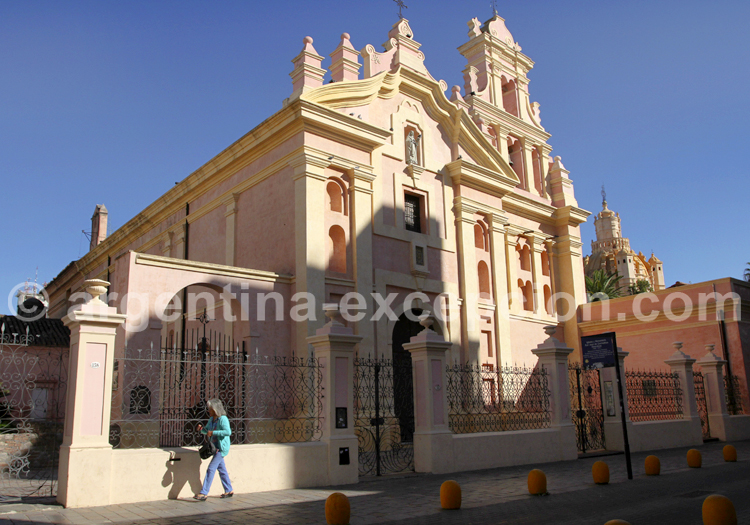 Monastère carmélites Descalzadas de San Jose Las Teresas