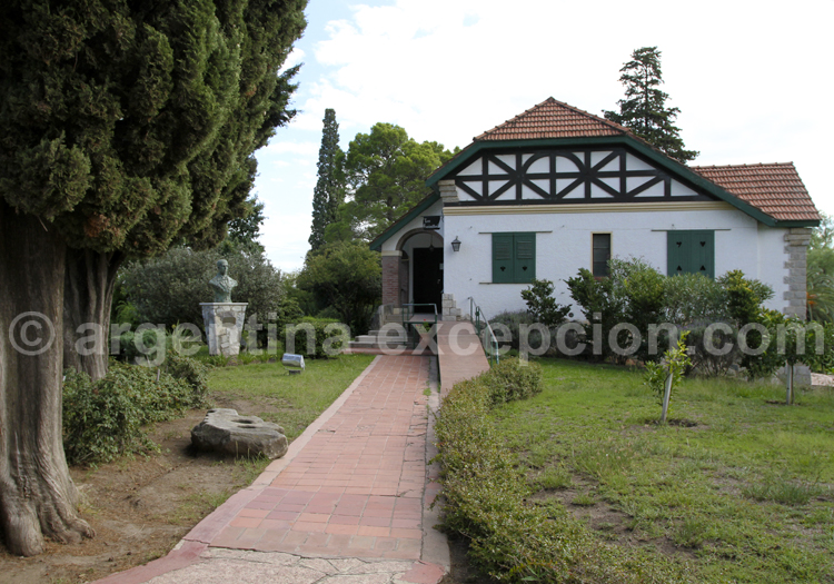 Musée Manuel de Falla à Alta Gracia, province de Cordoba