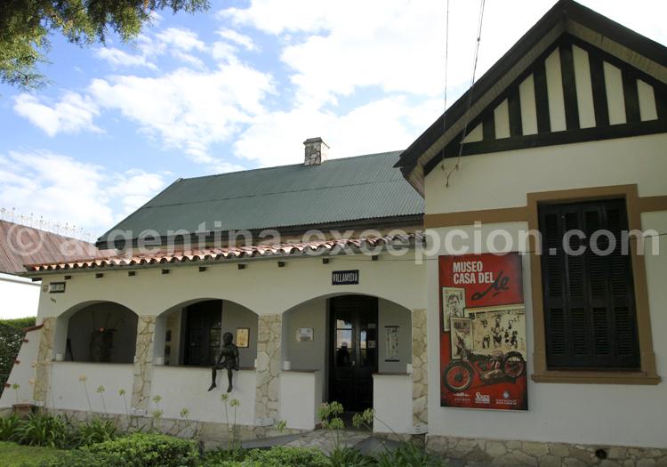 Musée du Che à Alta Gracia, province de Cordoba