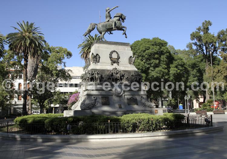 Place San Martin, Cordoba