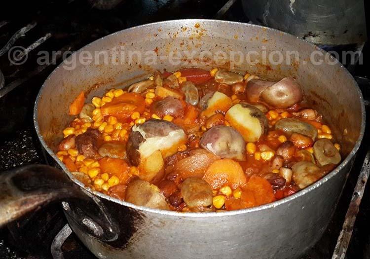 Que manger à San Antonio de Los Cobres, Peña La Vieja Estación