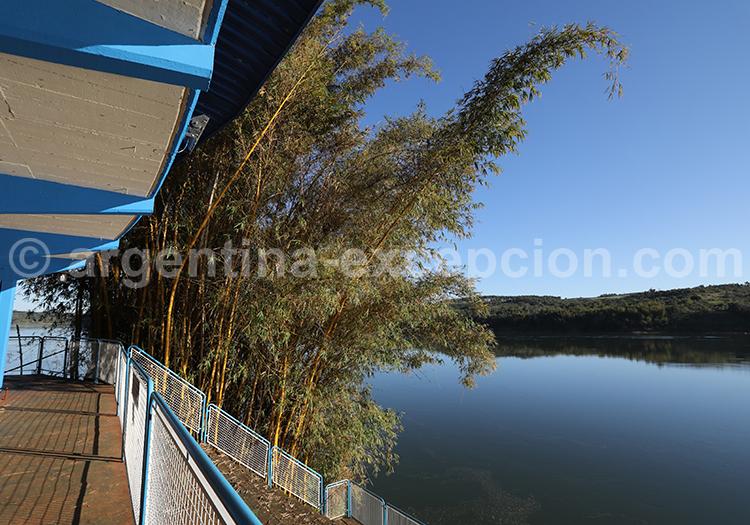 Río Paraná entre Argentine et Paraguay