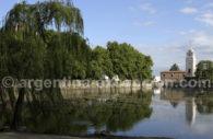 Tour de l'horloge et lac Tajamar, Alta Gracia