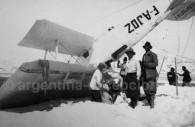 Guillaumet's plane
