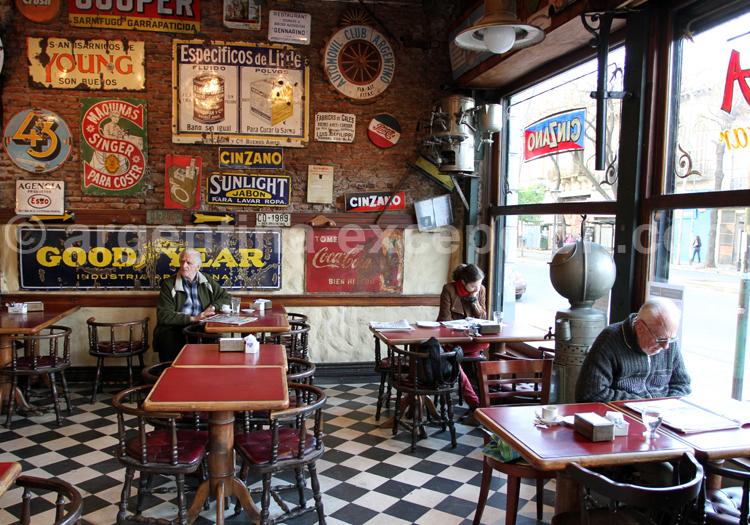 Café Roma, La Boca