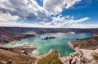 Canyon río Atuel Mendoza