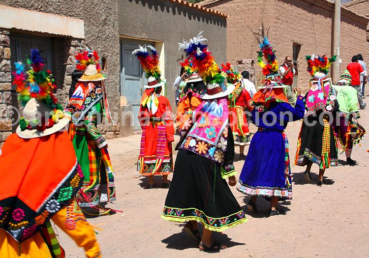 Fêtes à San Antonio de Los Cobres
