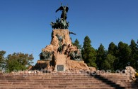Cerro de la Gloria Mendoza Argentine