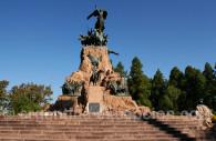Cerro de la Gloria, Mendoza