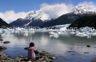 Bahia Donelli, lago Argentino