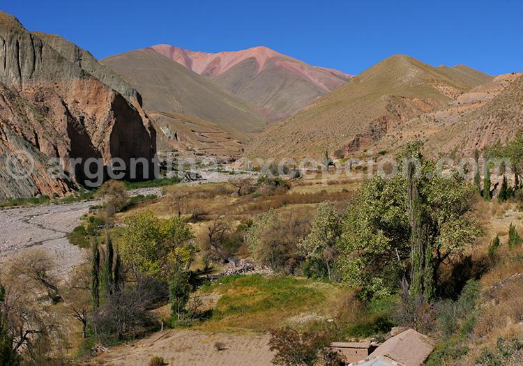 Village d'Iruya, Jujuy