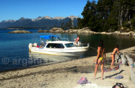 Circuit in the surrounding of Bariloche