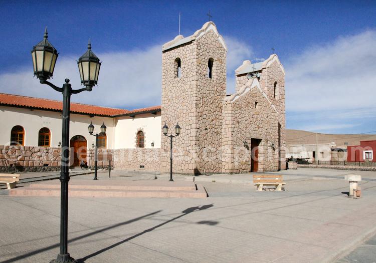 Eglise de San Antonio de Los Cobres