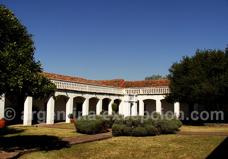 Estancia jésuite Caroya, province de Cordoba