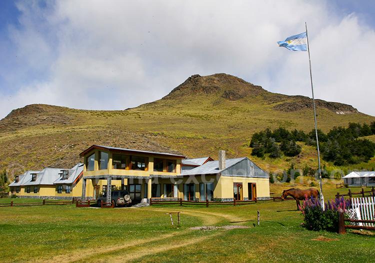 Estancia La Quintana, massif du Fitz Roy