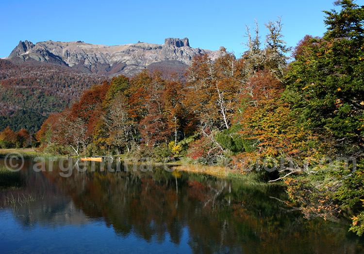 Route des 7 lacs - Lac Falkner