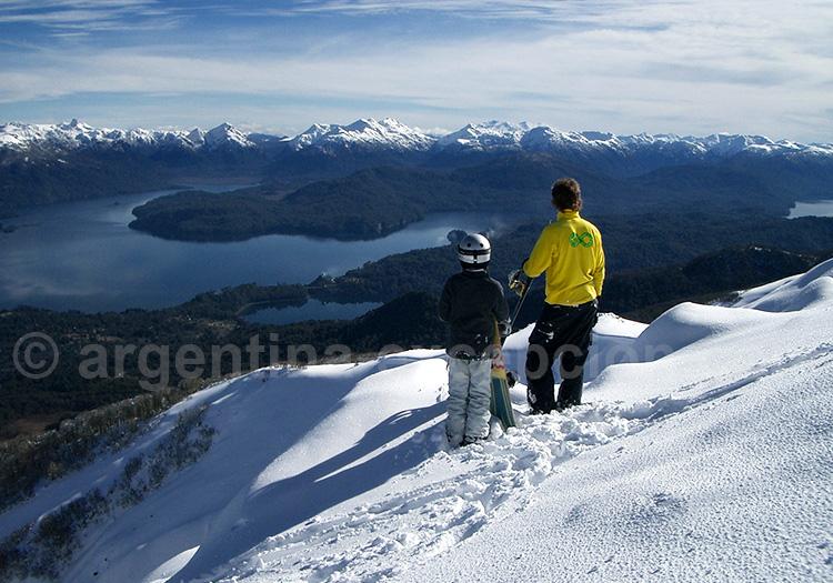 station de ski cerro bayo argentine