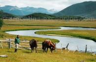 balade cheval ushuaia