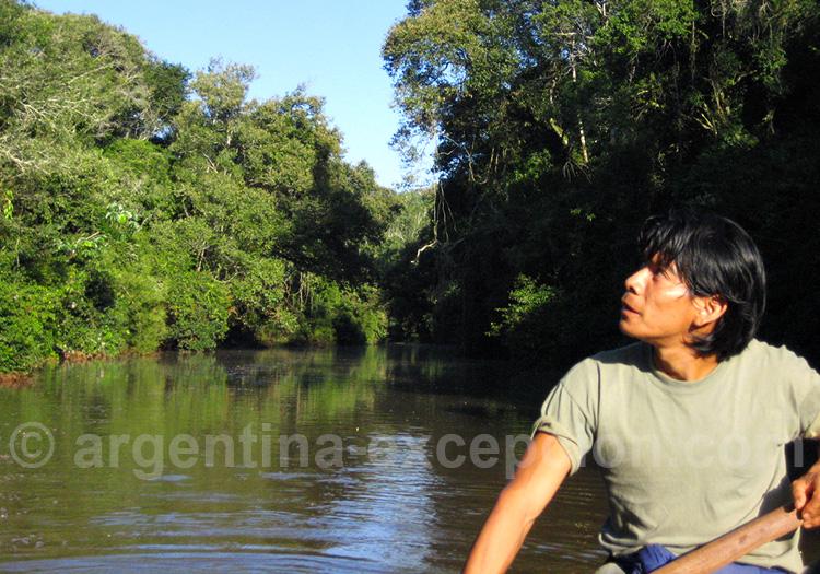 Histoire des chutes d'Iguaçu et des missions jésuites